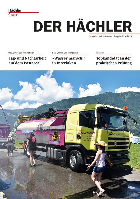 Firmenzeitung_Der Haechler_4_2019_kro.indd